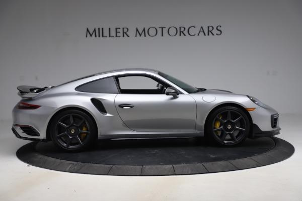 Used 2019 Porsche 911 Turbo S for sale $177,900 at Bugatti of Greenwich in Greenwich CT 06830 9
