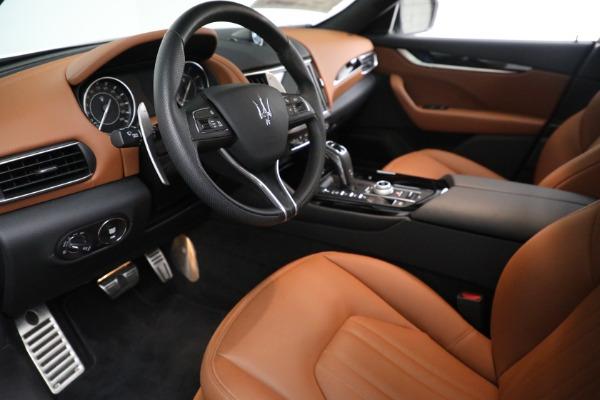 New 2021 Maserati Levante Q4 for sale $85,625 at Bugatti of Greenwich in Greenwich CT 06830 14