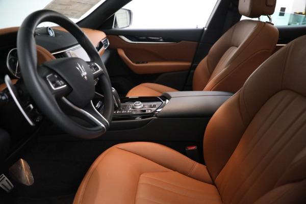 New 2021 Maserati Levante Q4 for sale $85,625 at Bugatti of Greenwich in Greenwich CT 06830 15