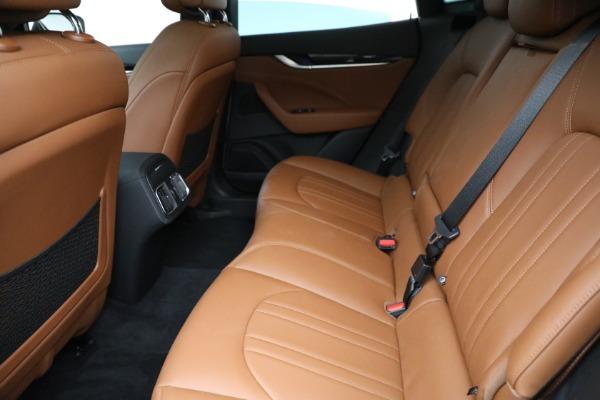 New 2021 Maserati Levante Q4 for sale $85,625 at Bugatti of Greenwich in Greenwich CT 06830 19
