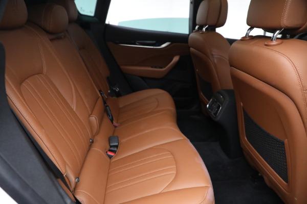 New 2021 Maserati Levante Q4 for sale $85,625 at Bugatti of Greenwich in Greenwich CT 06830 26