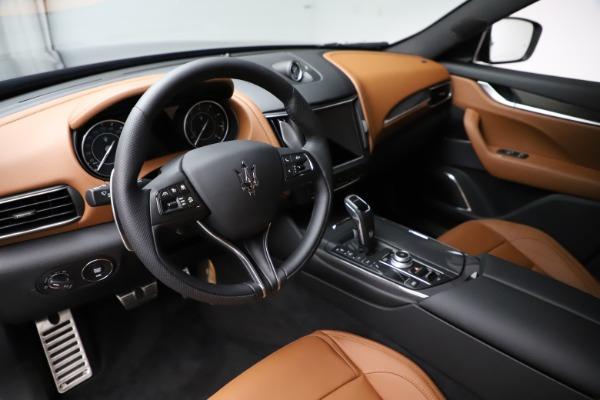 New 2021 Maserati Levante S Q4 GranSport for sale $100,185 at Bugatti of Greenwich in Greenwich CT 06830 13