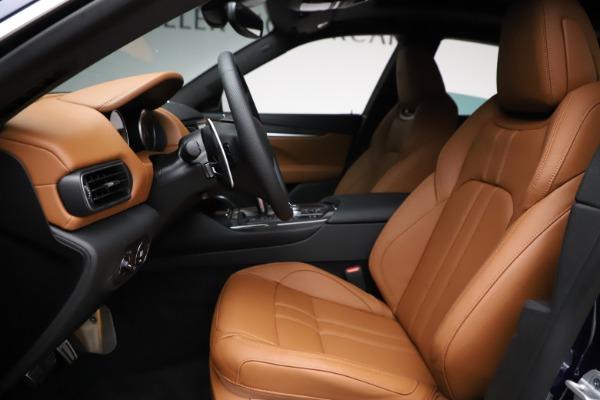 New 2021 Maserati Levante S Q4 GranSport for sale $100,185 at Bugatti of Greenwich in Greenwich CT 06830 14