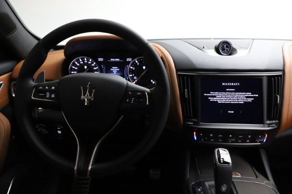 New 2021 Maserati Levante S Q4 GranSport for sale $100,185 at Bugatti of Greenwich in Greenwich CT 06830 16