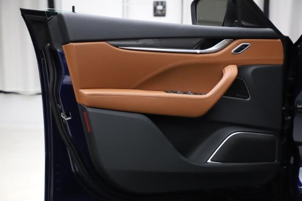 New 2021 Maserati Levante S Q4 GranSport for sale $100,185 at Bugatti of Greenwich in Greenwich CT 06830 17