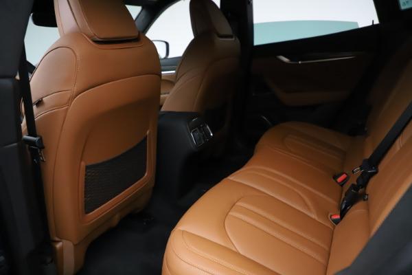 New 2021 Maserati Levante S Q4 GranSport for sale $100,185 at Bugatti of Greenwich in Greenwich CT 06830 18