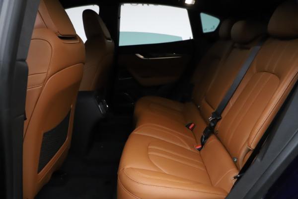 New 2021 Maserati Levante S Q4 GranSport for sale $100,185 at Bugatti of Greenwich in Greenwich CT 06830 19
