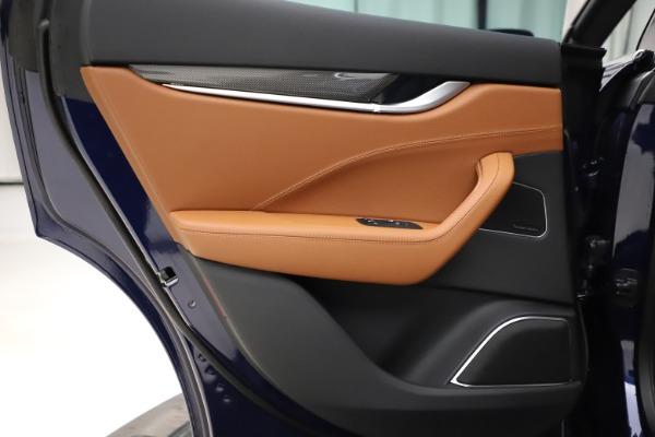 New 2021 Maserati Levante S Q4 GranSport for sale $100,185 at Bugatti of Greenwich in Greenwich CT 06830 21