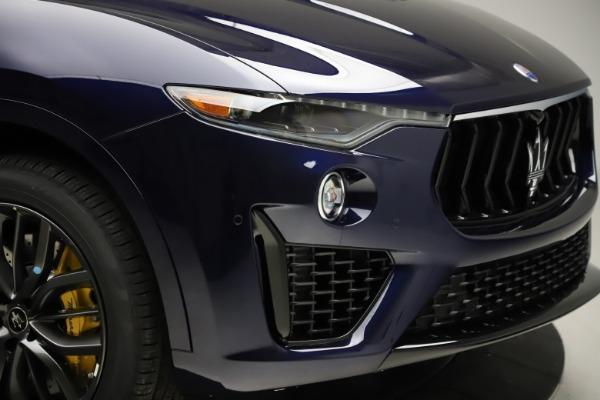 New 2021 Maserati Levante S Q4 GranSport for sale $100,185 at Bugatti of Greenwich in Greenwich CT 06830 25