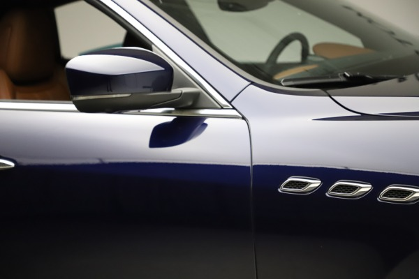 New 2021 Maserati Levante S Q4 GranSport for sale $100,185 at Bugatti of Greenwich in Greenwich CT 06830 28