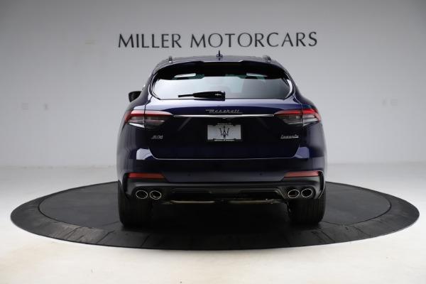 New 2021 Maserati Levante S Q4 GranSport for sale $100,185 at Bugatti of Greenwich in Greenwich CT 06830 6