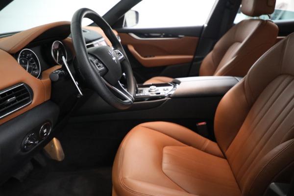 New 2021 Maserati Levante Q4 for sale Call for price at Bugatti of Greenwich in Greenwich CT 06830 11