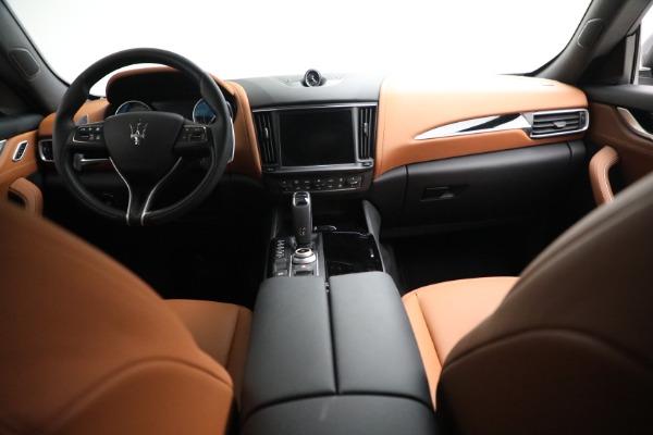 New 2021 Maserati Levante Q4 for sale Call for price at Bugatti of Greenwich in Greenwich CT 06830 13