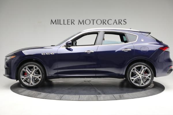 New 2021 Maserati Levante Q4 for sale Call for price at Bugatti of Greenwich in Greenwich CT 06830 2