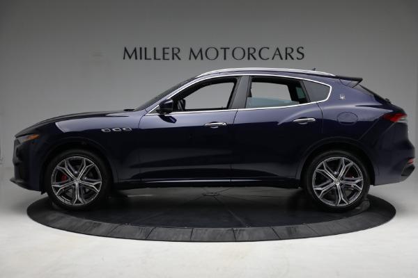 New 2021 Maserati Levante Q4 for sale Call for price at Bugatti of Greenwich in Greenwich CT 06830 3