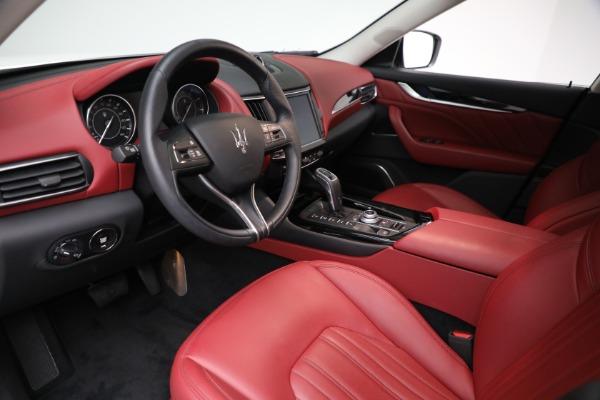 New 2021 Maserati Levante Q4 for sale Call for price at Bugatti of Greenwich in Greenwich CT 06830 12