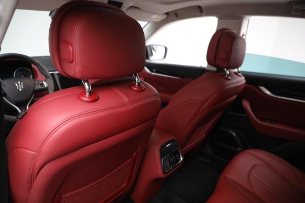 New 2021 Maserati Levante Q4 for sale Call for price at Bugatti of Greenwich in Greenwich CT 06830 15
