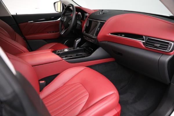 New 2021 Maserati Levante Q4 for sale Call for price at Bugatti of Greenwich in Greenwich CT 06830 19