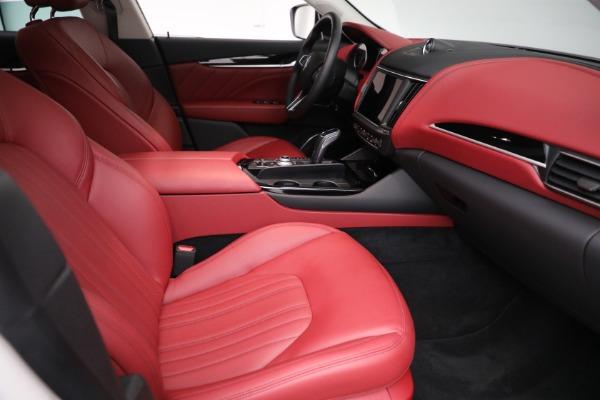 New 2021 Maserati Levante Q4 for sale Call for price at Bugatti of Greenwich in Greenwich CT 06830 20
