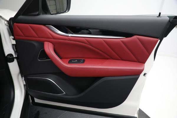 New 2021 Maserati Levante Q4 for sale Call for price at Bugatti of Greenwich in Greenwich CT 06830 21
