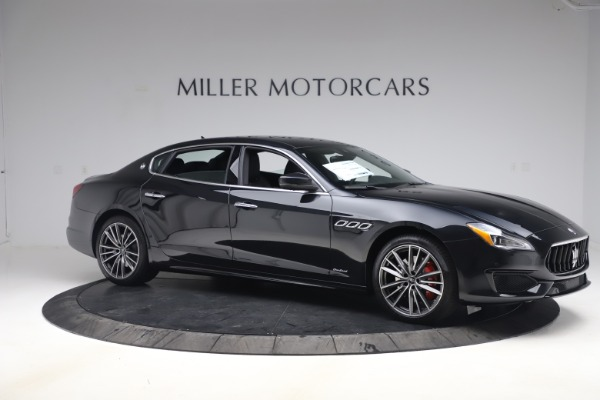 New 2021 Maserati Quattroporte S Q4 GranSport for sale $129,185 at Bugatti of Greenwich in Greenwich CT 06830 10