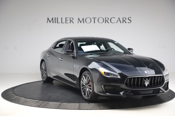 New 2021 Maserati Quattroporte S Q4 GranSport for sale $129,185 at Bugatti of Greenwich in Greenwich CT 06830 11