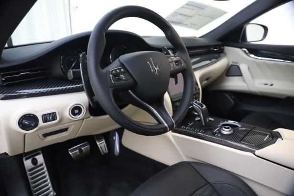 New 2021 Maserati Quattroporte S Q4 GranSport for sale $129,185 at Bugatti of Greenwich in Greenwich CT 06830 13