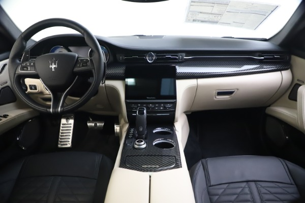 New 2021 Maserati Quattroporte S Q4 GranSport for sale $129,185 at Bugatti of Greenwich in Greenwich CT 06830 16