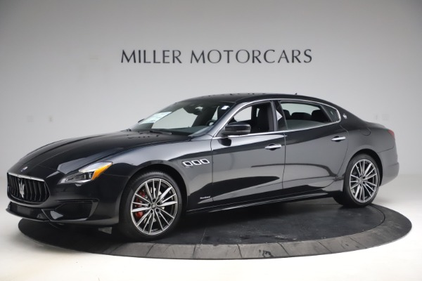 New 2021 Maserati Quattroporte S Q4 GranSport for sale $129,185 at Bugatti of Greenwich in Greenwich CT 06830 2