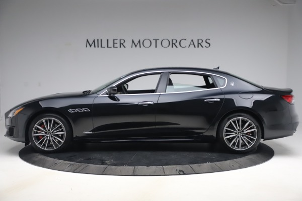 New 2021 Maserati Quattroporte S Q4 GranSport for sale $129,185 at Bugatti of Greenwich in Greenwich CT 06830 3
