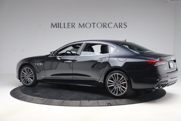 New 2021 Maserati Quattroporte S Q4 GranSport for sale $129,185 at Bugatti of Greenwich in Greenwich CT 06830 4