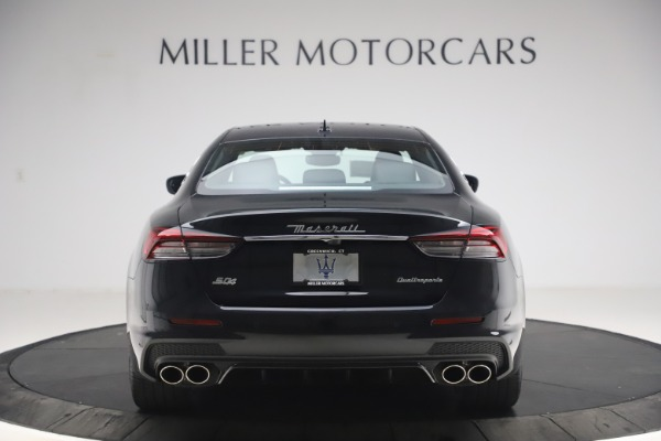 New 2021 Maserati Quattroporte S Q4 GranSport for sale $129,185 at Bugatti of Greenwich in Greenwich CT 06830 6