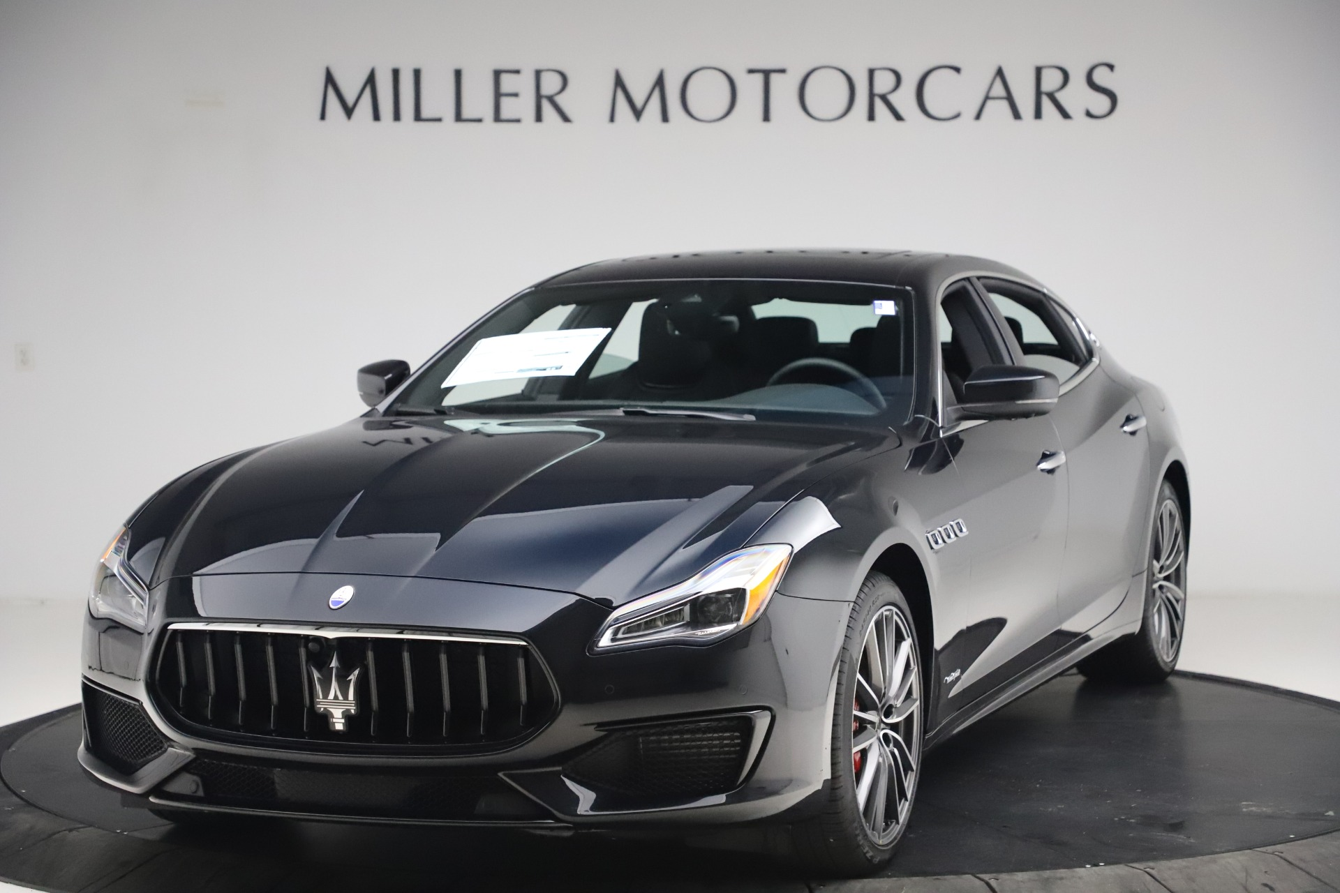 New 2021 Maserati Quattroporte S Q4 GranSport for sale $129,185 at Bugatti of Greenwich in Greenwich CT 06830 1