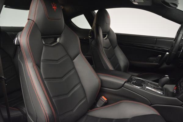 Used 2013 Maserati GranTurismo Sport for sale Sold at Bugatti of Greenwich in Greenwich CT 06830 19