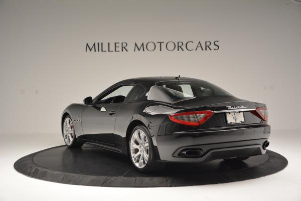 Used 2013 Maserati GranTurismo Sport for sale Sold at Bugatti of Greenwich in Greenwich CT 06830 5