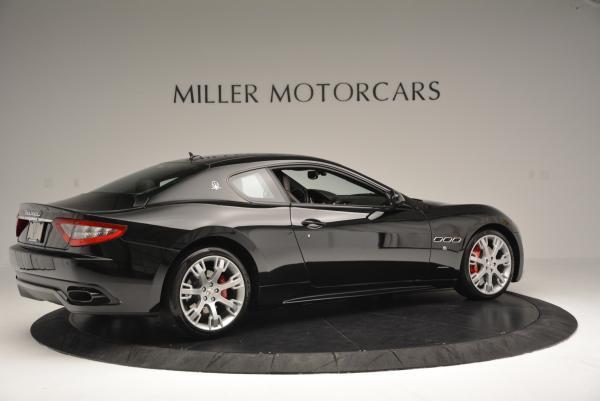 Used 2013 Maserati GranTurismo Sport for sale Sold at Bugatti of Greenwich in Greenwich CT 06830 8