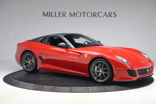 Used 2011 Ferrari 599 GTO for sale Sold at Bugatti of Greenwich in Greenwich CT 06830 10