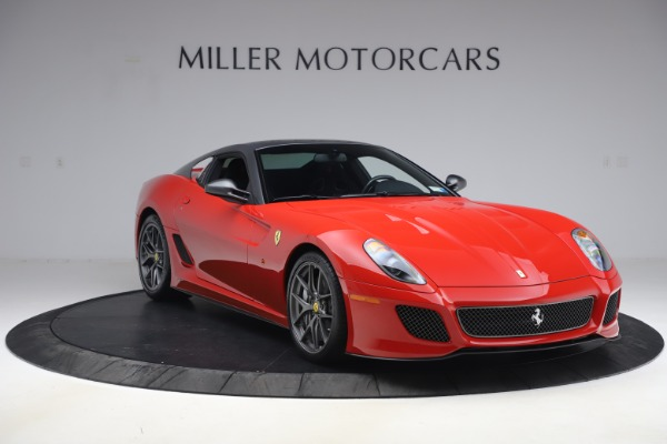 Used 2011 Ferrari 599 GTO for sale Sold at Bugatti of Greenwich in Greenwich CT 06830 11