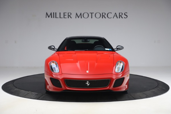 Used 2011 Ferrari 599 GTO for sale Sold at Bugatti of Greenwich in Greenwich CT 06830 12
