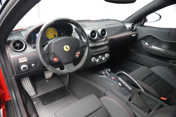 Used 2011 Ferrari 599 GTO for sale Sold at Bugatti of Greenwich in Greenwich CT 06830 13