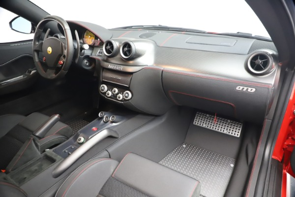 Used 2011 Ferrari 599 GTO for sale Sold at Bugatti of Greenwich in Greenwich CT 06830 17