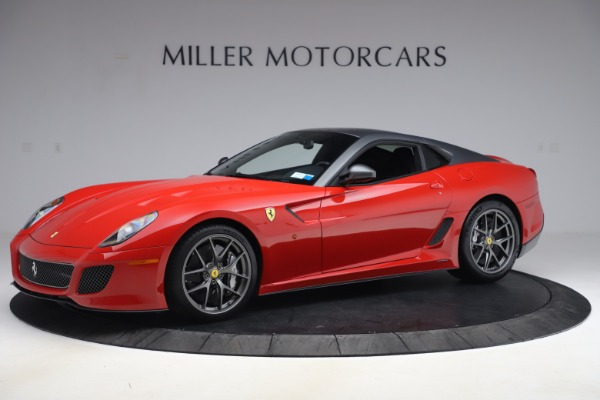 Used 2011 Ferrari 599 GTO for sale Sold at Bugatti of Greenwich in Greenwich CT 06830 2