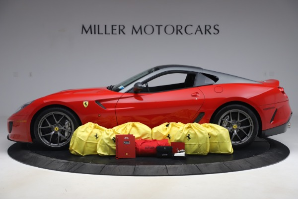 Used 2011 Ferrari 599 GTO for sale Sold at Bugatti of Greenwich in Greenwich CT 06830 26