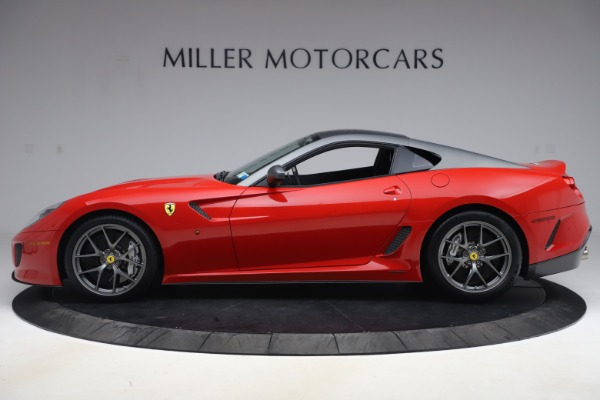Used 2011 Ferrari 599 GTO for sale Sold at Bugatti of Greenwich in Greenwich CT 06830 3
