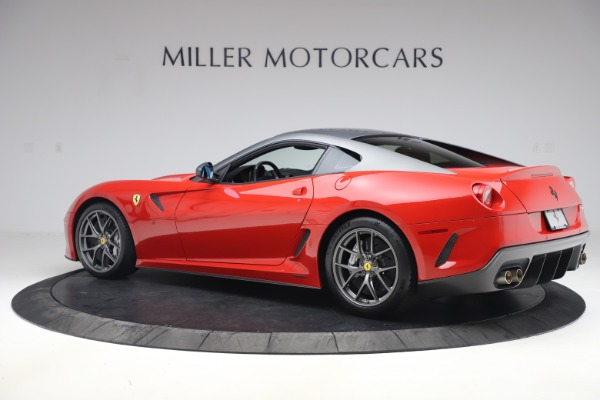 Used 2011 Ferrari 599 GTO for sale Sold at Bugatti of Greenwich in Greenwich CT 06830 4