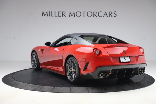 Used 2011 Ferrari 599 GTO for sale Sold at Bugatti of Greenwich in Greenwich CT 06830 5