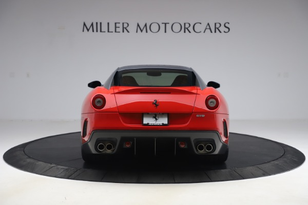 Used 2011 Ferrari 599 GTO for sale Sold at Bugatti of Greenwich in Greenwich CT 06830 6