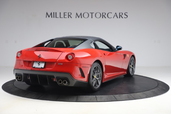 Used 2011 Ferrari 599 GTO for sale Sold at Bugatti of Greenwich in Greenwich CT 06830 7