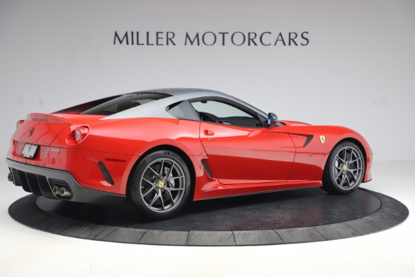 Used 2011 Ferrari 599 GTO for sale Sold at Bugatti of Greenwich in Greenwich CT 06830 8