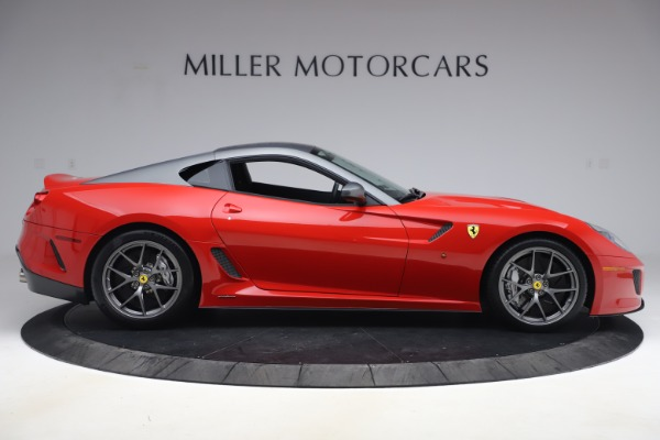 Used 2011 Ferrari 599 GTO for sale Sold at Bugatti of Greenwich in Greenwich CT 06830 9